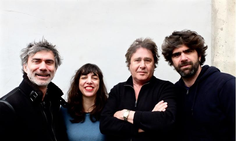 Review Louis Sclavis, Benjamin Moussay, Sarah Murcia & Christophe Lavergne - Characters On A Wall