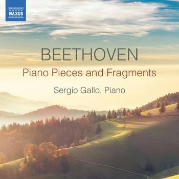 Cover Beethoven: Piano Pieces & Fragments