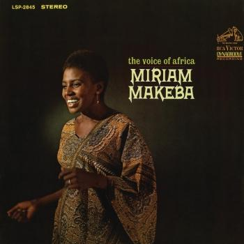 Cover The Voice of Africa (Remaster)