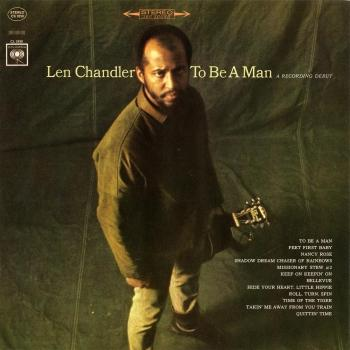 Cover To Be A Man (Remaster)