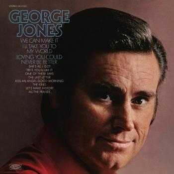 Cover George Jones (We Can Make It)