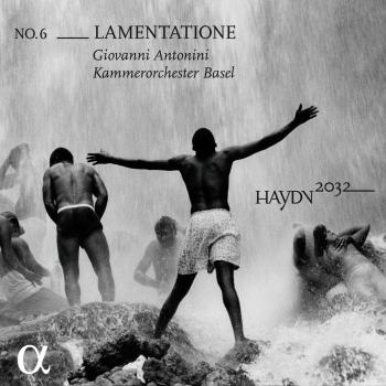 Cover Haydn 2032, Vol. 6: Lamentatione