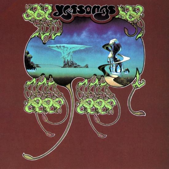 Cover Yessongs