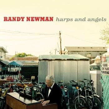 Cover Harps and Angels (Remastered)