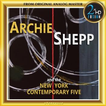 Cover Archie Shepp and the New York Contemporary Five