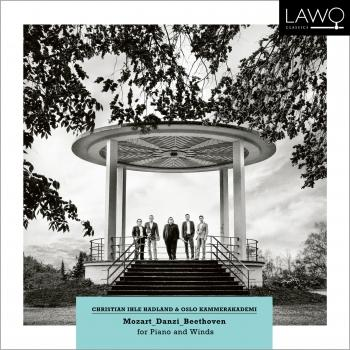 Cover Mozart / Danzi / Beethoven: for Piano and Winds