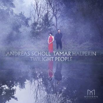 Cover Twilight People