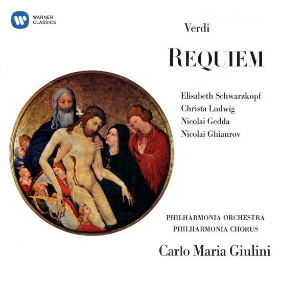 Cover Verdi: Messa da Requiem (Remastered)