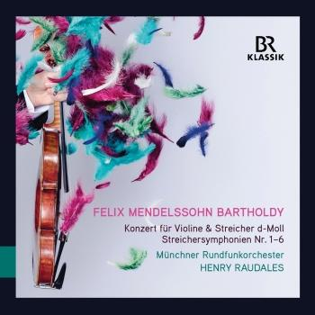 Cover Mendelssohn: Violin Concerto in D Minor & String Symphonies Nos. 1-6
