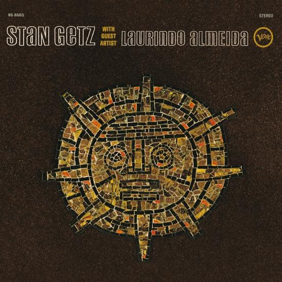 Cover Stan Getz With Guest Artist Laurindo Almeida