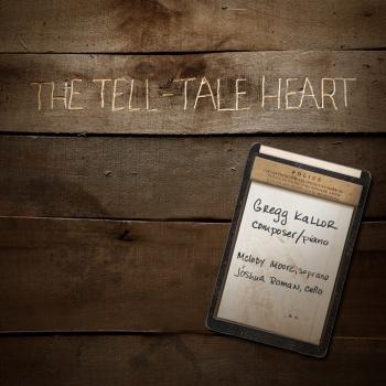 Cover The Tell-Tale Heart