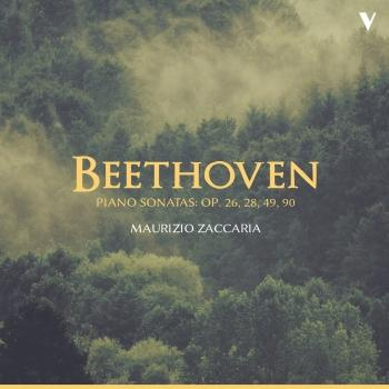 Cover Beethoven: Piano Sonatas Nos. 12, 15, 19, 20 & 27