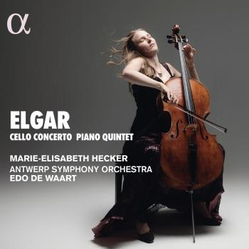 Cover Elgar: Cello Concerto & Piano Quintet
