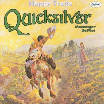 Cover Happy Trails
