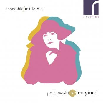 Cover Poldowski Re/imagined