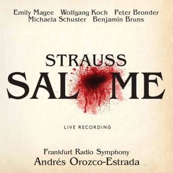 Cover R. Strauss: Salome (Live)