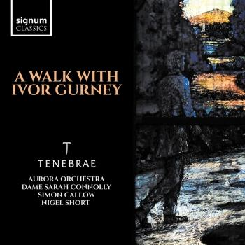 Cover A Walk With Ivor Gurney