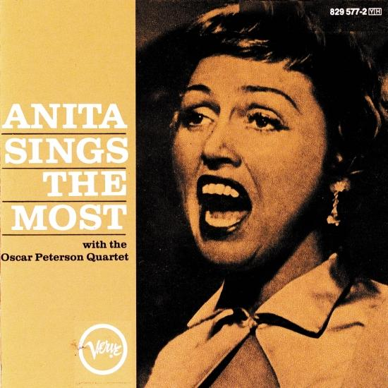 Cover Anita Sings The Most (Remastered)