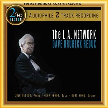 Cover The L.A. Network, DAVE BRUBECK REDUX (Remastered)
