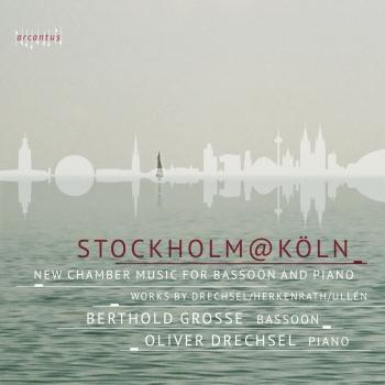 Cover Stockholm@Koeln