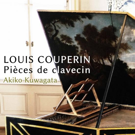 Cover Louis Couperin & Froberger: Keyboard Works