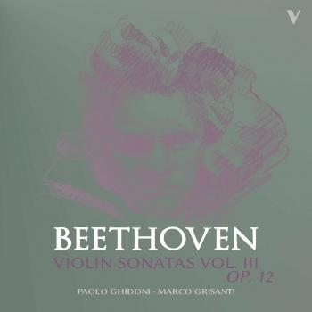 Cover Beethoven: Violin Sonatas, Vol. 3 – Op. 12 Nos. 1-3