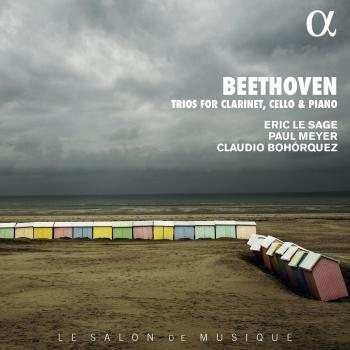 Cover Beethoven: Trios for Clarinet, Cello & Piano