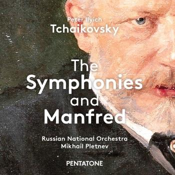 Cover Tchaikovsky: The Symphonies & Manfred