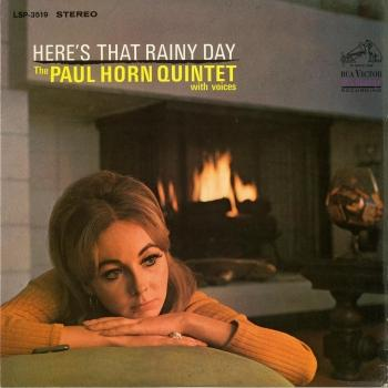 Cover Here's That Rainy Day (Remastered)