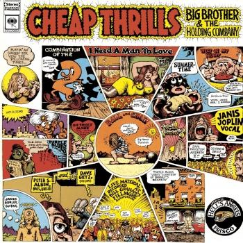 Cover Cheap Thrills