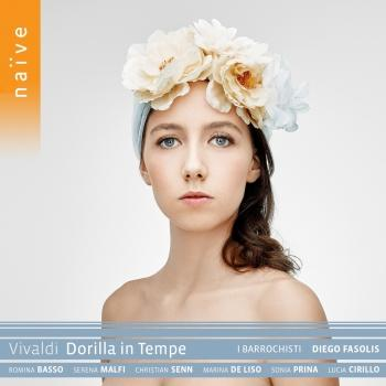 Cover Vivaldi: Dorilla in Tempe, RV 709