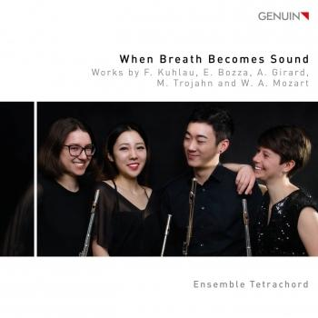 Cover When Breath Becomes Sound