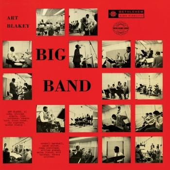 Cover Art Blakey Big Band