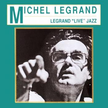 Cover Legrand 'Live' Jazz (Remastered)