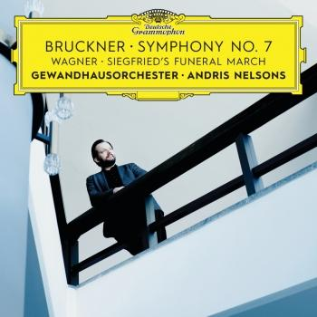 Cover Bruckner: Symphony No. 7 / Wagner: Siegfried's Funeral March (Live)