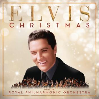 Cover Christmas with Elvis and the Royal Philharmonic Orchestra