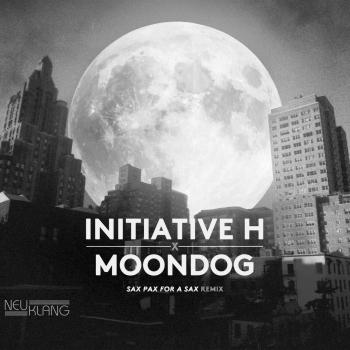 Cover Initiative H X Moondog (Sax Pax for a Sax Remix)