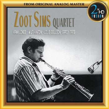 Cover Zoot Sims Quartet (Remastered)