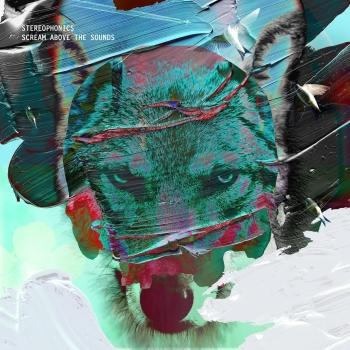 Cover Scream Above The Sounds (Deluxe)