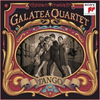 Cover Tango - Argentinian Tangos arranged for String Quartet