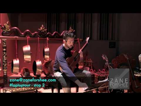 Video Zane Forshee - Valenciano: Solo Guitar Works of Asencio, Espla & Rodrigo