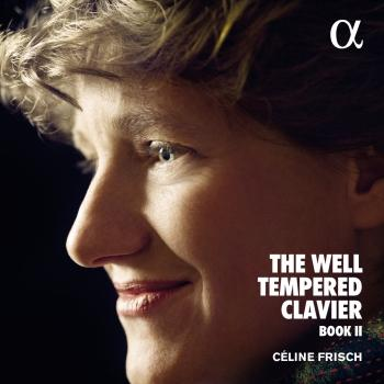 Cover Bach: The Well-Tempered Clavier Book II
