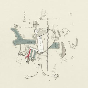Cover Tiny Changes: A Celebration of Frightened Rabbit's 'The Midnight Organ Fight'