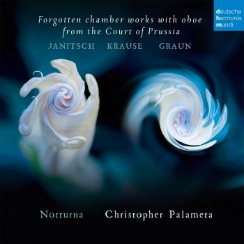 Cover Forgotten Chamber Works with Oboe from the Court of Prussia