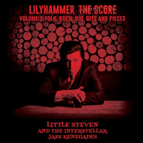 Cover Lilyhammer The Score Vol.2: Folk, Rock, Rio, Bits And Pieces
