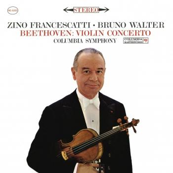 Cover Beethoven: Violin Concerto in D Major, Op. 61 (Remastered)