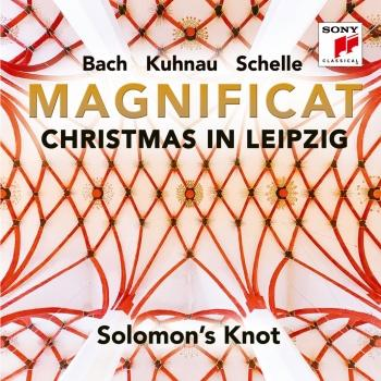 Cover Magnificat - Christmas in Leipzig