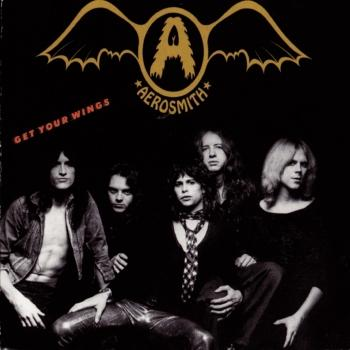 Cover Get Your Wings (Remastered)