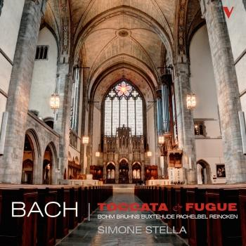 Cover Bach: Toccata and Fugue & Other Works