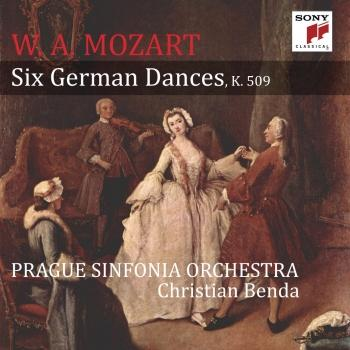 Cover Mozart: Six German Dances, K. 509